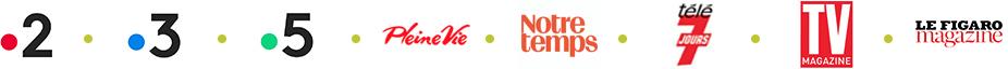 Logos des chaînes de télévision diffusant de la publicité Stannah